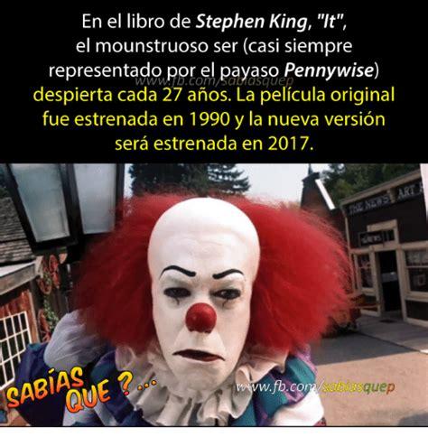 Meme It - 25 best memes about stephen king it stephen king it memes