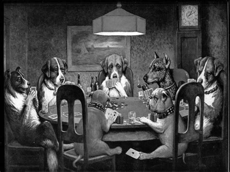dogs playing poker coloring page how to avoid value blindness labor costing associates