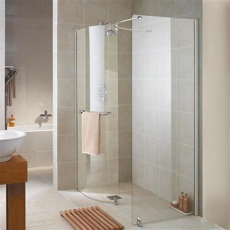 Walk In Shower No Step Tiled Shower From Bathroom Direct Bathrooms And Showers Direct
