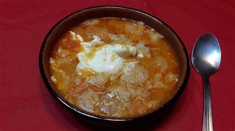 la cocina de mi abuela recetas sopa de ajo receta de mi abuela youtube