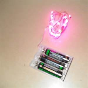 battery pack string lights sell led silver wrie string light with 3a batteries pack