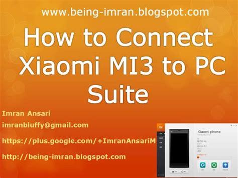 Xiaomi Mi3 By It King pc 4w videolike