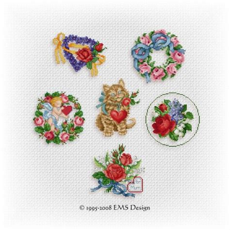 counted cross stitch ornament free patterns free cross stitch patterns by ems design the free pattern