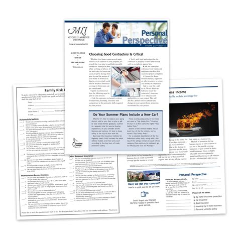 Insurance Newsletter Insurance Newsletters Personal Lines Mines Press