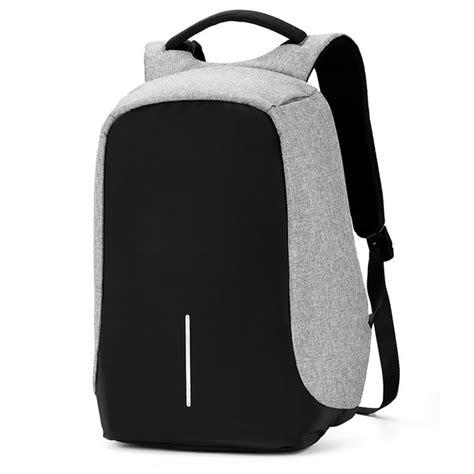 mens backpack anti cutting multifunctional anti theft bagsbusiness computer bag bd