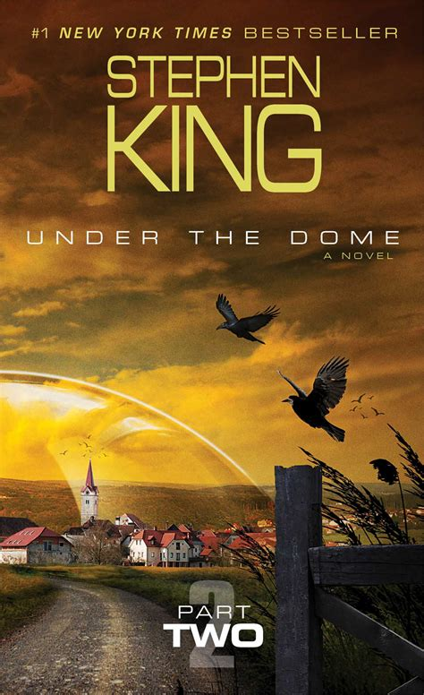 Stephen King 2 the dome part 2 book by stephen king official