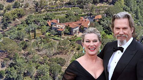 jeff bridges home jeff bridges selling montecito estate where he tended the
