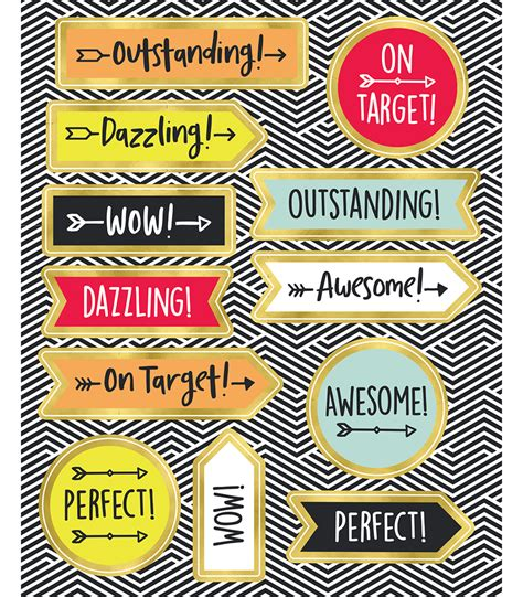 printable motivational stickers for students aim high motivators motivational stickers grade pk 5