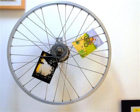 Fahrrad Speichen Lackieren by 25 Upcycling Ideen Mit Fahrradteilen Neues Leben F 252 Rs