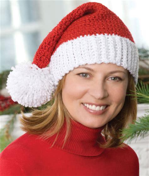 free crochet santa hat for children santa hat