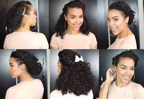 Hairstyles Using Hair Accessories by 3 Hairstyles Using Coilz And Curlz Hair