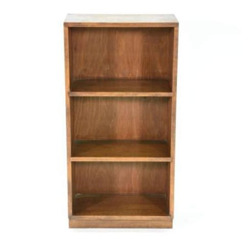 small solid wood bookcase small solid wood bookcase w 3 shelves loveseat vintage