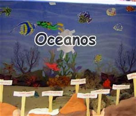 como hacer una maqueta del oceano como hacer maquetas fondos marinos oceanos