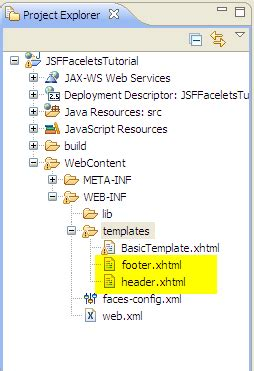 Jsf Templating by Jsf Tools Tutorial Build A Jsf 2 0 Application
