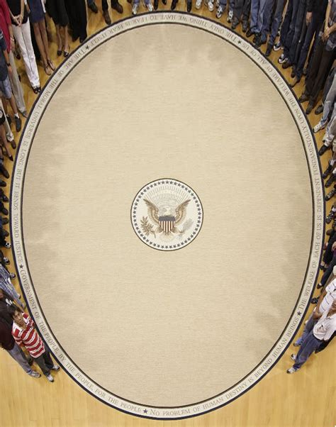 Oval Office Carpet | oval office white house museum