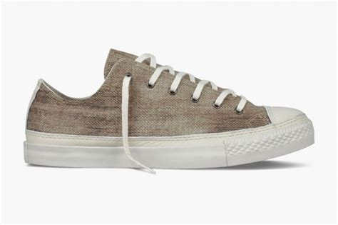 converse chuck all low premium linen sneakerfiles