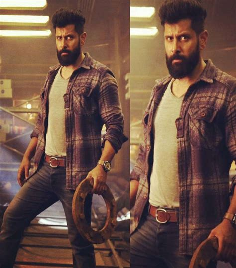 film actor vikram age vikram birthday real name family age weight height
