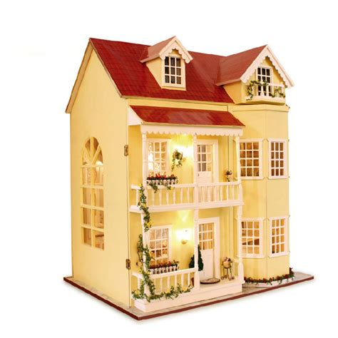 Handcrafted Doll Houses - handmade doll house furniture miniatura diy doll houses