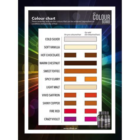 Id Hair by Id Hair Colour Bombe Caff 233 Latte 250 Ml