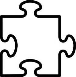 Blank Jigsaw Template by Blank Jigsaw Clip At Clker Vector Clip