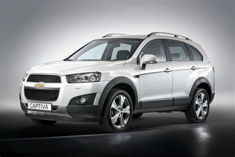 chevrolet captiva chevrolet captiva video review ignition live