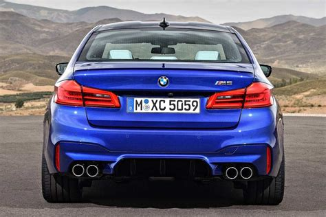 bmw m5 rear listen to 3 minutes of the new bmw m5 fitted with the m