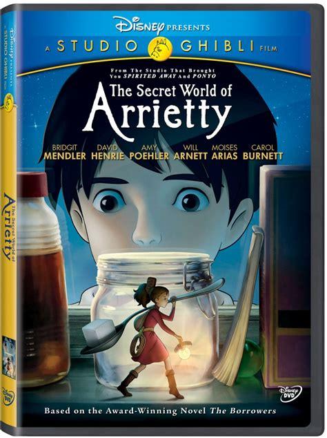 film ghibli wiki the secret world of arrietty studio ghibli wiki fandom