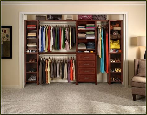 How To Install Closet Organizers Home Depot by Home Depot Closet Organizers By Closetmaid Home Design Ideas