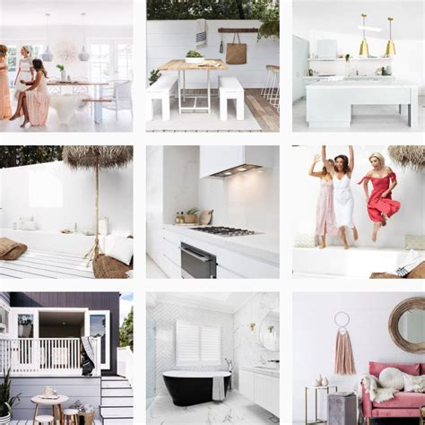 best home design instagram accounts australian instagrams to follow for interior inspo