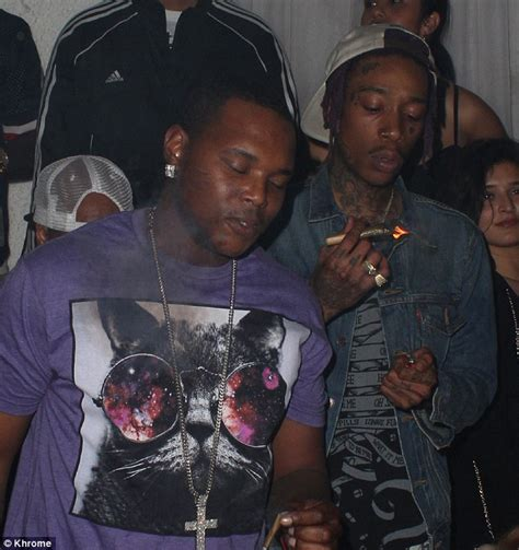 wiz khalifa and rick ross toast his new single life in a