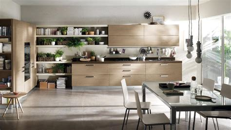 kitchen modern contemporary kitchens for large and small spaces