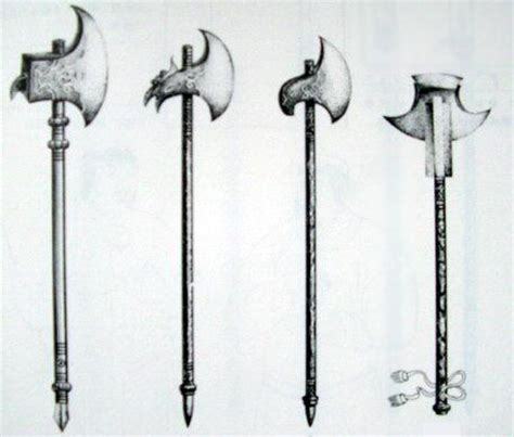 types of battle axes ancient armors page 10 historum history forums