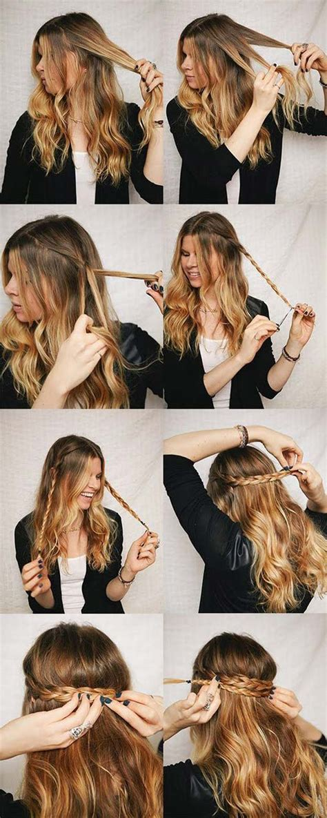 hairstyles diy easy 36 best hairstyles for long hair diy projects for teens