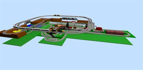 layout plan in scarm o railroading on line forum