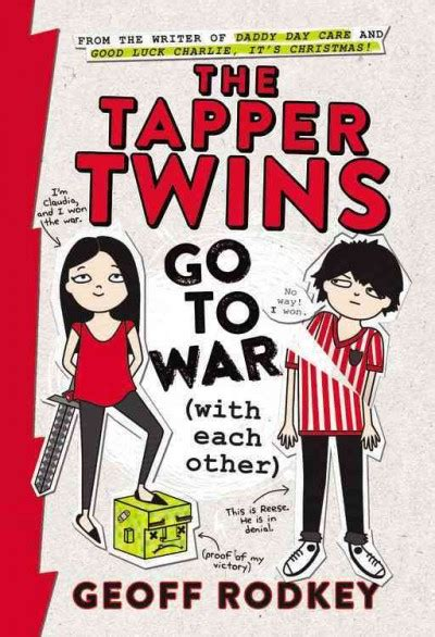 book reports for 4th graders the tapper twins go to war with each other bloomfield