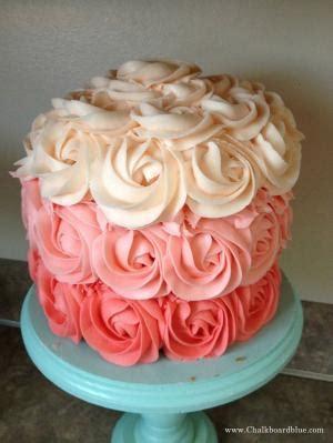baby rosette 4 duo petal how to make an ombre ruffle petal cake using fondant
