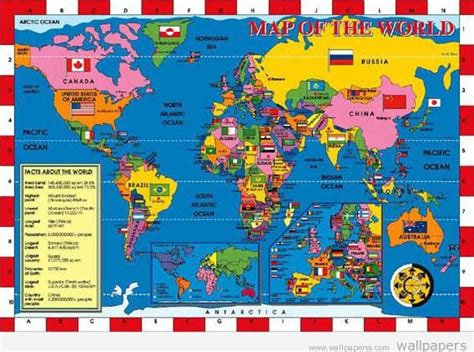 an atlas of countries the world world and europe on