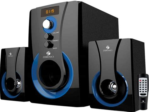 Speaker Simbadda Home Theater buy zebronics 2 1 multimedia sw2490 rucf home audio speaker from flipkart