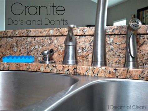 How Do I Clean Granite Countertops by 25 Best Ideas About Cleaning Granite Countertops On