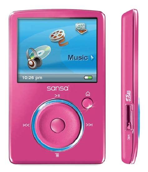 pink mp3 amazon com sandisk sansa fuze 4 gb video mp3 player pink