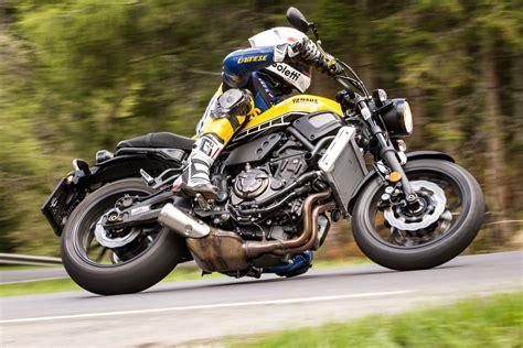 Yamaha Motorrad 700 Ccm by Motorrad Quartett Yamaha Xsr700