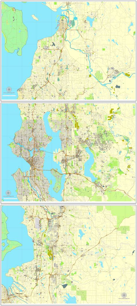 seattle map in usa us department of labor office of workers compensation