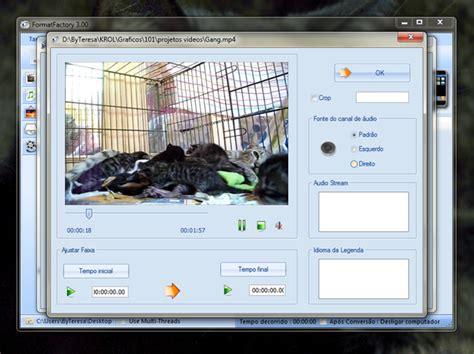 format factory unir videos tutorial como unir arquivos de 225 udio e v 237 deo usando o