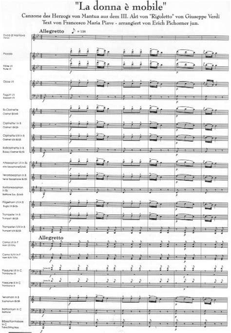 musicainfo net details la donna e mobile tenor 98038810