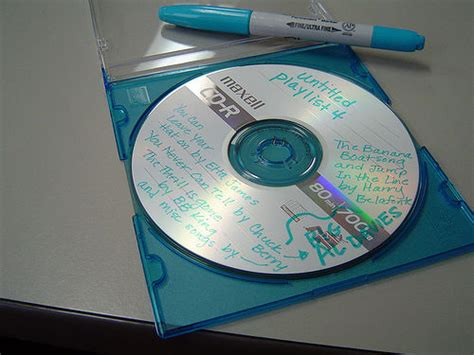 format burned cd r 3 cheers for sharpie markers shoplet blog