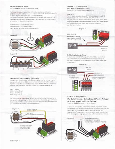 emg zakk wylde set wiring diagram 33 wiring diagram