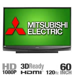 Mitsubishi C9 Series Mitsubishi Wd60c9 60 C9 Series Dlp Rear Projection Hdtv
