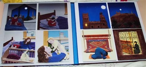 mirror picture book dual tastes of morocco and sydney mirror by jeannie baker