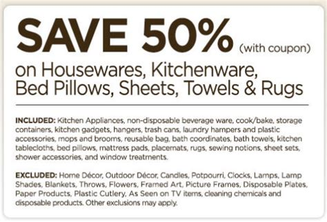 homegoods coupons 2017 2018 best cars reviews