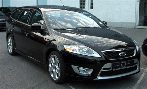 ford mondel ford mondeo wikipedie